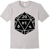 20 Sided Dice T-Shirt Twenty Die Fantasy Board Game