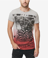 Buffalo David Bitton Men's Tidirty Ombré Graphic-Print T-Shirt