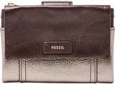 Fossil Ellis Multifunction Leather Wallet