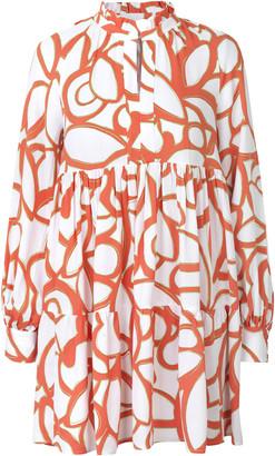Stine Goya Jasmine Dress in Abstract