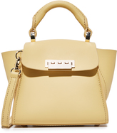 Zac Posen Eartha Iconic Top Handle Mini Bag