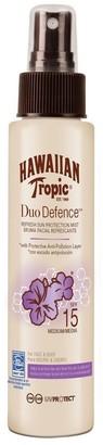 Hawaiian Tropic Duo Defense Refresh Mist Spf 15 100Ml