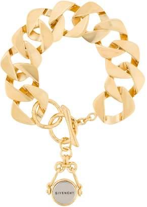 Givenchy chain link bracelet