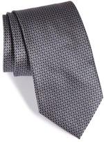 Brioni Men's Geometric Silk Tie