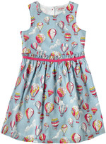 Cath Kidston Little Balloons Frill Waist Dress