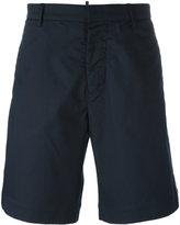Emporio Armani classic chino shorts - men - Cotton/Polyester/Spandex/Elastane - 52