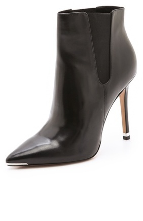 Michael Kors Andie Point Toe Booties