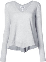 Derek Lam 10 Crosby v-neck loose fit sweater