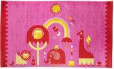 Jonathan Adler Pink Junior Printed Rug