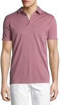 Loro Piana MM Clovelly Cotton Polo Shirt