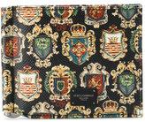 Dolce & Gabbana insignia card holder - men - Calf Leather - One Size