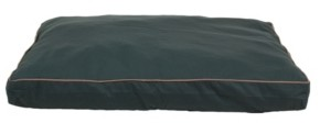Carolina Pet Company Solid Faux Gusset Jamison Indoor/Outdoor Dog Bed