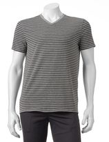 Apt. 9 Men's Modern-Fit Striped Stretch V-Neck Lounge Tee
