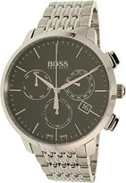 HUGO BOSS Mens Men's Chronograph Analog Dress Quartz Watch (Imported) 1513267