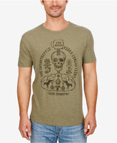 Lucky Brand Men's Moscow Mule with Skull Graphic-Print T-Shirt