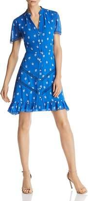 Shoshanna Marlene Floral Dress