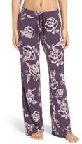 PJ Salvage Women's Floral Print Pajama Pants