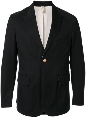 Kent & Curwen Flap Pocket Jacket