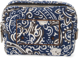 Marc Jacobs Paisley Small Square Cosmetic Case