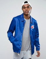 Champion Coach Jacket With Large Logo