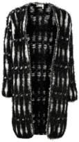 Lanvin Lurex Jacquard Coat
