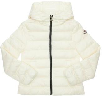 Moncler Glycine Hooded Nylon Down Jacket
