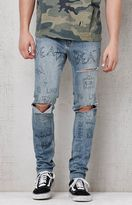 PacSun Skinniest Destroyed Dead Beat Stretch Jeans