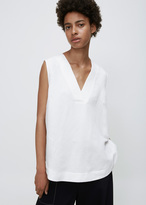 Hope white dose top