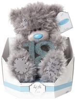 Me To You Tatty Teddy 18th Birthday Bear 23cm