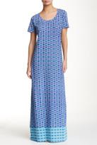 Tommy Bahama Long T-Shirt Dress