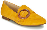 Gabor women's Loafers / Casual Shoes in Yellow
