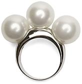 Triple Pearl Ring