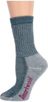 Smartwool Hike Medium Crew (Everglade) Women's Crew Cut Socks Shoes