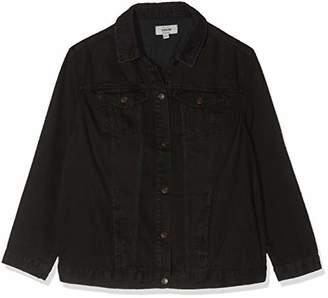 New Look Women's Oversized Denim Jacket,18 (Manufacturer Size:18)