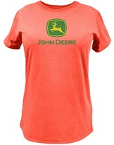 John Deere Sunset Logo Tee - Plus Too