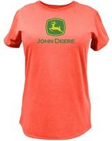 John Deere Sunset Logo Tee