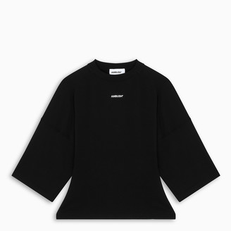 Ambush Black wide sleeve t-shirt