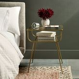 west elm Curved Terrace Nightstand
