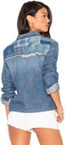 Joe's Jeans Josie Crop Button Up