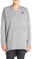 Nike Women's Tech Fleece Knit Pullover