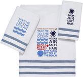 Avanti Beach Words Bath Towels