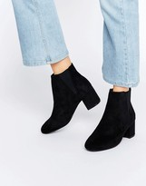 Blink Mid Block Heeled Chelsea Boot
