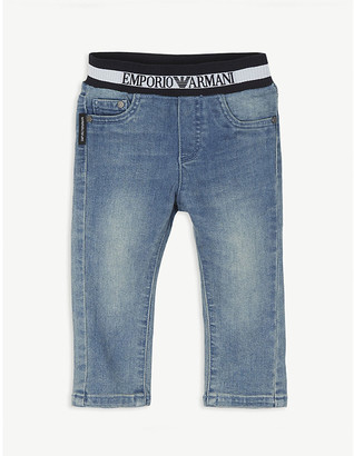 Emporio Armani Branded denim jeans 6-36 months