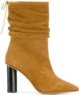 IRO Socky ankle boots - women - Leather - 37