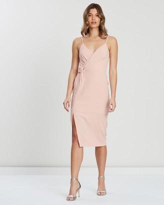 Cooper St Willow Twist Drape Dress