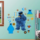 Fathead Sesame Street Cookie Monster Wall Decals by