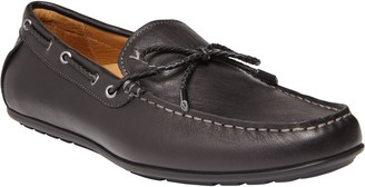 Vionic Men's Leather Mercer Slip-On Moccasins -Luca