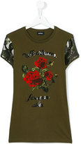 Diesel teen Tredi T-shirt - kids - Cotton - 14 yrs