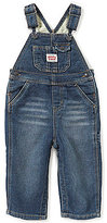 Levi's Baby Boys 12-24 Months Knit Denim Overall