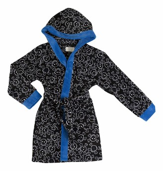 Joe Boxer Big Boy's Bad to The Bone Robe Sleepwear